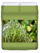 Water Shell Duvet Cover