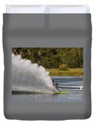 Water Skiing 6 Duvet Cover