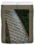 Water Steps 1 Duvet Cover