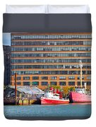 Water View One Duvet Cover