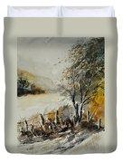 Watercolor 212052 Duvet Cover