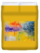 Watercolor 2125632 Duvet Cover