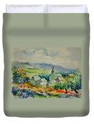 Watercolor 216021 Duvet Cover