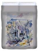 Watercolor Dinant 110172 Duvet Cover