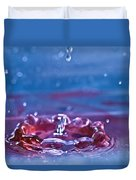 Waterdrop10 Duvet Cover