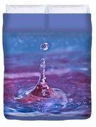 Waterdrop11 Duvet Cover