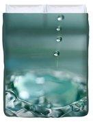 Waterdrop2 Duvet Cover