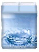 Waterdrop3 Duvet Cover