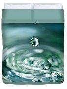 Waterdrop4 Duvet Cover