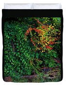 Watershed Park Foliage Duvet Cover