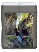 Watkins Glen Spring One Duvet Cover