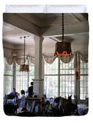 Wawona Dining Room Duvet Cover