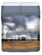 Weather Duvet Cover
