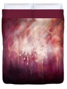 Weight Of Glory Duvet Cover