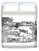 Welcome Home 10 Duvet Cover