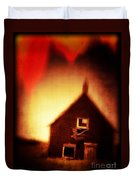 Welcome To Hell House Duvet Cover