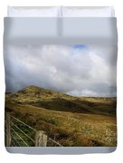 Welsh Landscape I Duvet Cover