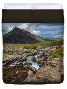 Welsh Valley Duvet Cover