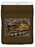 Wespe 105 Mm Self-propelled Gun Duvet Cover