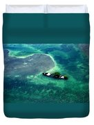 West By West Of Key West Duvet Cover