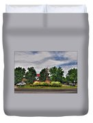 West Ferry Circle Duvet Cover