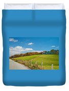West Virginia Wandering 3 Duvet Cover