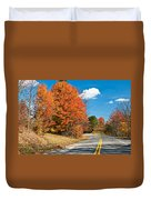 West Virginia Wandering 4 Duvet Cover