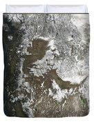 Western United States Duvet Cover by Stocktrek Images