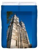 Westminster Abbey London Duvet Cover