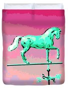 Westward Ho Duvet Cover