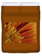 Wet Blumen Duvet Cover