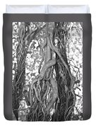 What Trees Know Duvet Cover