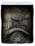 Wheels And Roots  Duvet Cover