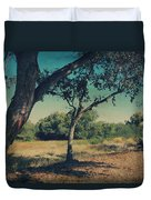 When I Was Your Girl Duvet Cover by Laurie Search