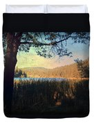 When I'm In Your Arms Duvet Cover by Laurie Search