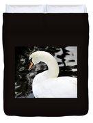 Whistling Swan Duvet Cover