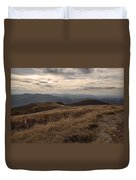 Whitetop Mountain Virginia Duvet Cover
