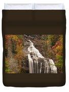 Whitewater Falls 3 Duvet Cover