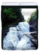 Whittaker Falls Ny Duvet Cover
