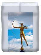 Who Needs Cupid 2 Duvet Cover
