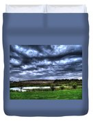 Wicked Wave Clouds Duvet Cover