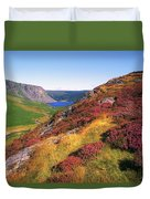 Wicklow Way, Co Wicklow, Ireland Long Duvet Cover