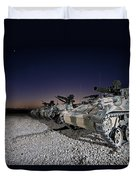 Wiesel 1 Atm Tow Anti-tank Vehicles Duvet Cover