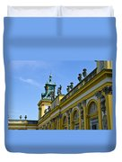Wilanow Palace - Poland Duvet Cover