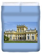 Wilanow Palace And Museum - Poland Duvet Cover