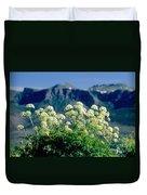 Wild Angelica Duvet Cover
