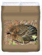 Wild Bird Duvet Cover
