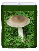 Wild Mushroom Duvet Cover