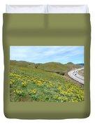 Wild Sunflowers 2 Duvet Cover