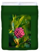 Wild Weed Duvet Cover